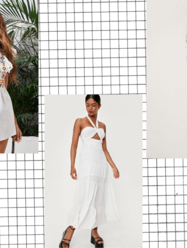 feature image - white dresses for summer
